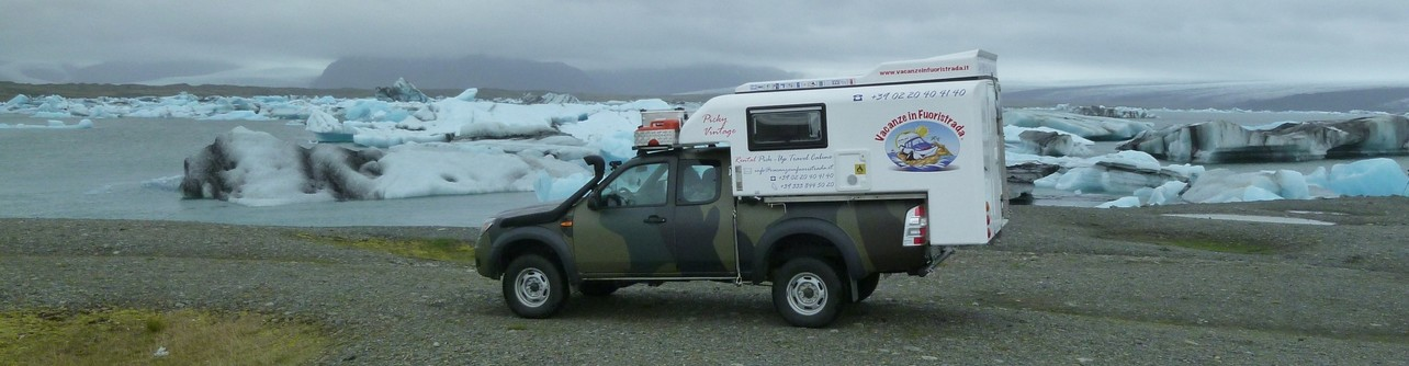 Pick up truck camper is a small 4x4 camper, for off road